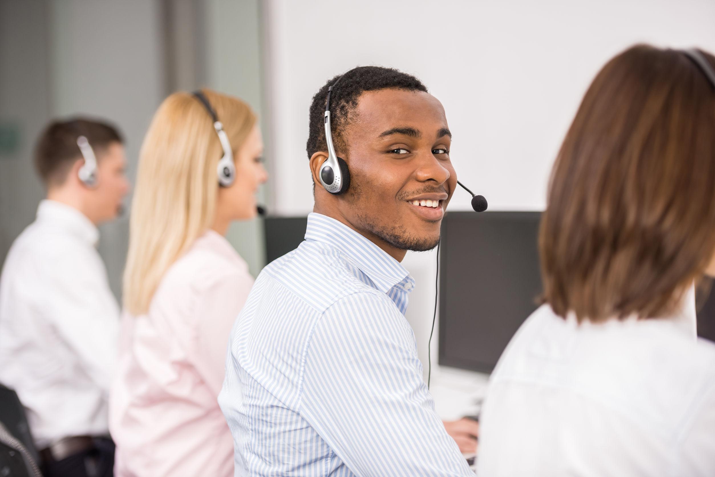 Sales Techniques - Salesperson